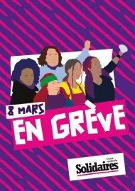 8 mars grève internationale des femmes