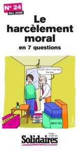 Connaitre ses droits - le harcèlement moral